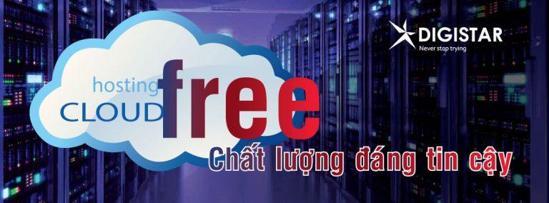 Chương trình hosting miễn phí của Digistar