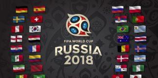 Xem trực tiếp bóng đá World Cup 2018 trên VTV6