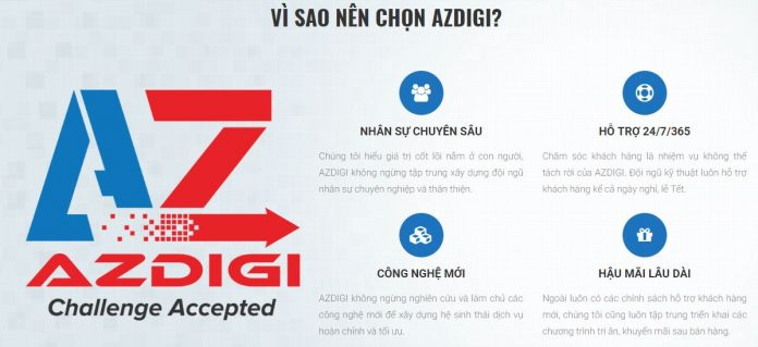 Hosting giá rẻ AZDIGI