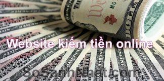 Website kiếm tiền online