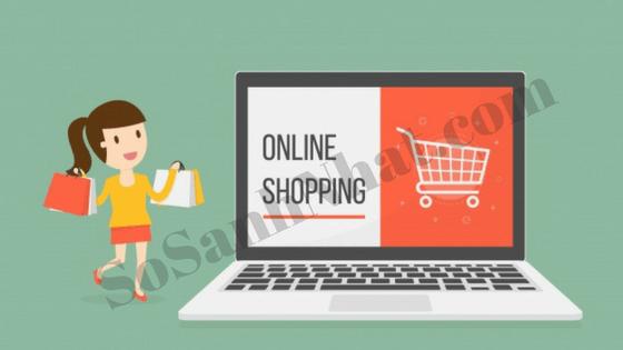 Website mua sắm trực tuyến