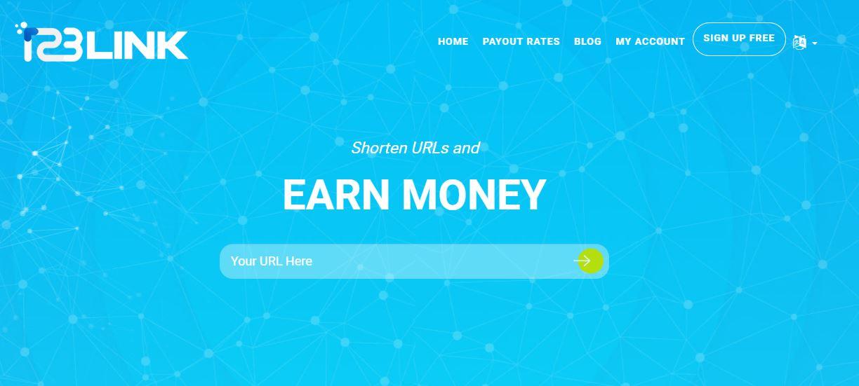Website rút gọn link kiếm tiền tốt nhất 2018