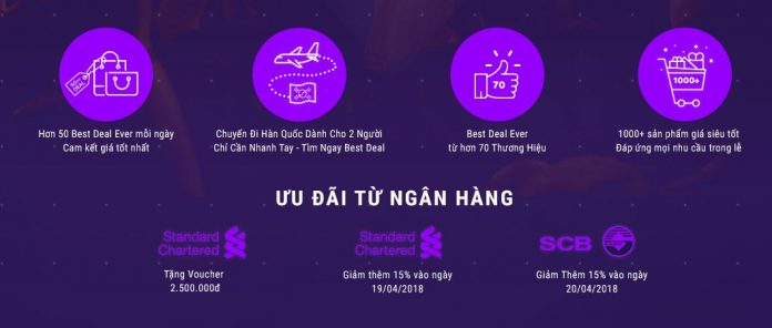 Best lễ Ever lotte 2018
