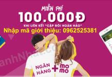 Hướng dẫn cài ví Momo 2018 nhận voucher 100k với 3 bước đơn giản