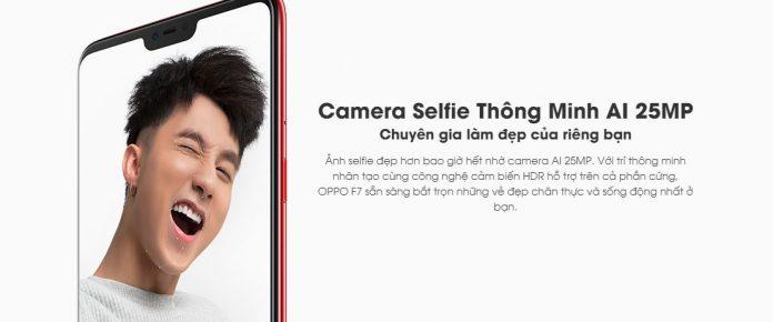 Camera Selfie Thông Minh AI 25MP