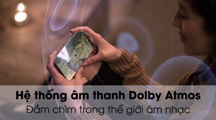 Samsung galaxy S9 Plus âm thanh tuyệt đỉnh