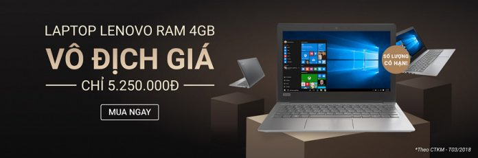 Laptop Lenovo IdeaPad 120S-11IAP N3350/RAM 4GB/HDD 500GB Free Dos (11.6 inch) - Grey - Hàng Chính Hãng