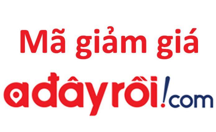 Mã giảm giá Adayroi 2018, voucher khuyến mãi Adayroi hôm nay