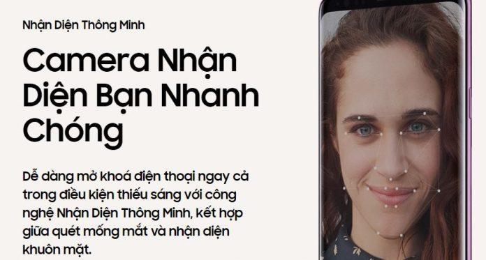 nhan-dien-thong-minh-galaxy-s9-plus