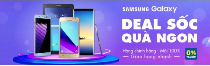 Cửa Hàng Điện Thoại Samsung Galaxy Chính Hãng