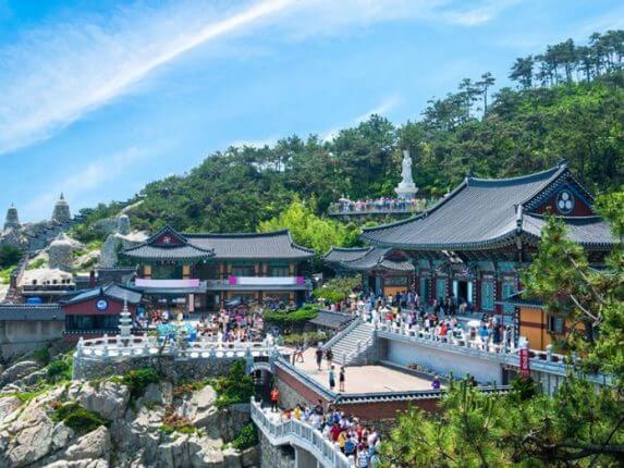 Tour du lịch Hàn Quốc giá rẻ nhất T6/2018
