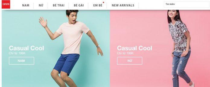 Đánh giá mua sắm thời trang Canifa