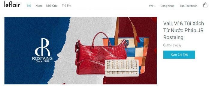 Đánh giá mua sắm thời trang Leflair