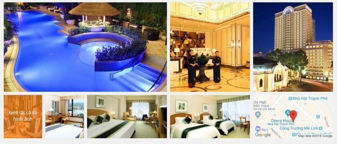 Khách Sạn Caravelle (5 sao)