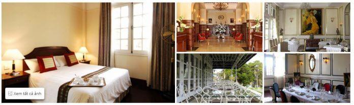 Đà Lạt Palace Heritage Hotel & Gold Club (5 sao)