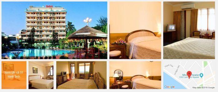 Khách sạn Rex Vũng Tàu (3 sao)