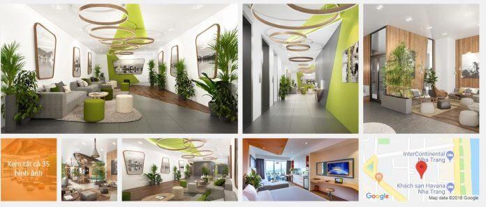 Khách sạnAriyana Nha Trang (4 sao)