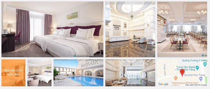 Khách Sạn BonJour Nha Trang (4 sao)