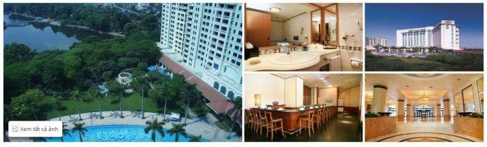 Khách Sạn Daewoo Hà Nội (5 sao)