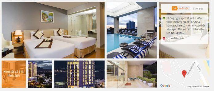 Khách Sạn Dendro Gold Nha Trang (4 sao)