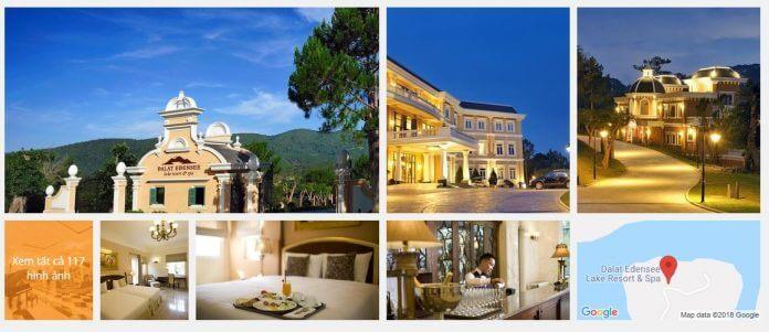 Đà Lạt Edensee Lake Resort & Spa (5 sao)
