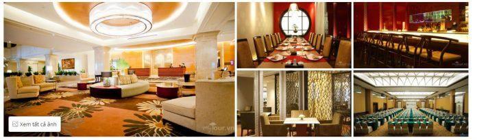 Khách sạn Equatorial (5 sao)