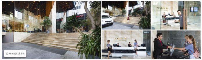 Khách sạn Maple Nha Trang (4 sao)
