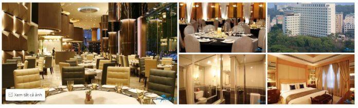 Khách Sạn New World Sài Gòn (5 sao)