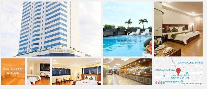 Khách sạn One Opera Đà Nẵng (5 sao)