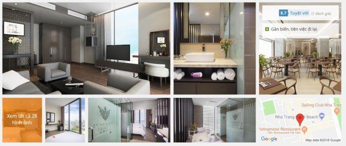 Khách Sạn Poseidon Nha Trang (4 sao)