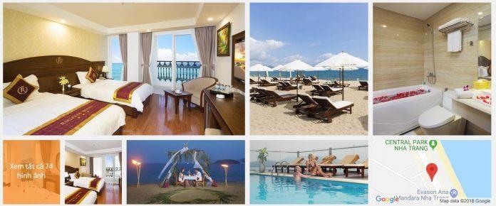 Khách sạn Regalia Nha Trang (3 sao)