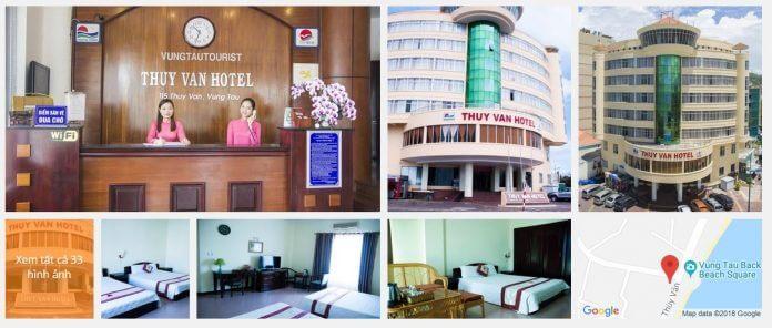 Khách Sạn Thùy Vân Vũng Tàu (2 sao)