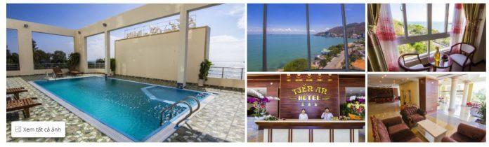 Khách Sạn Tiến An Vũng Tàu (3 sao)