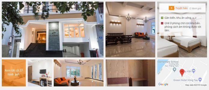 Khách sạn VEEVOO Vũng Tàu (2 sao)