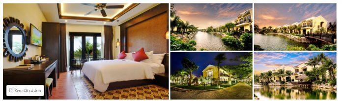 Khách sạnKOI Resort & Spa Hội An (5 sao)