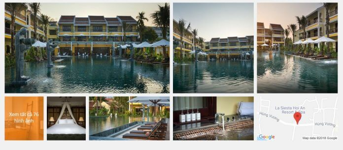 La Siesta Resorts & Spa Hội An (5 sao)