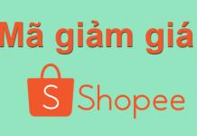 Mã giảm giá Shopee 2018, mã khuyến mãi Shopee T8/2018