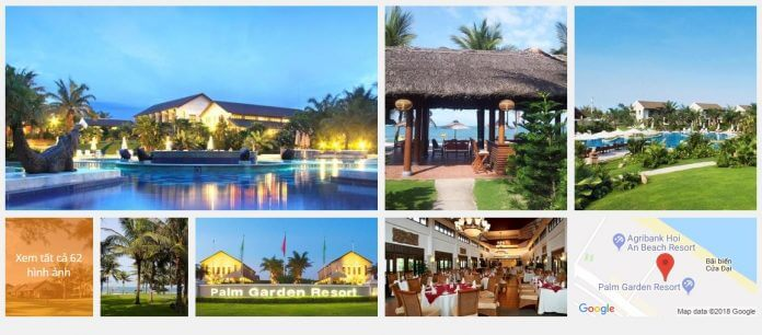Palm Garden Beach Resort & Spa (5 sao)