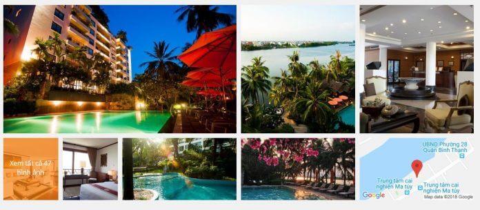Khách sạnSaigon Domaine Luxury Residences (5 sao)