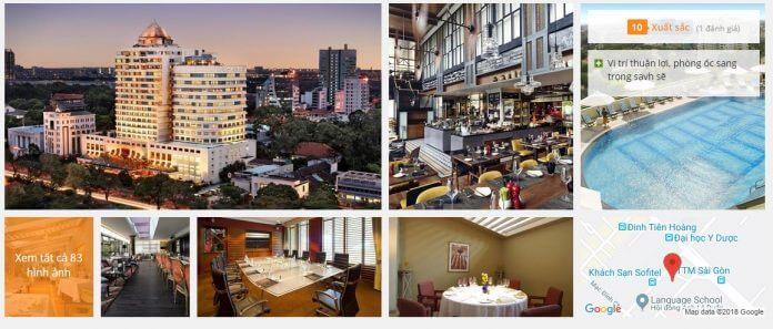 Khách Sạn Sofitel Saigon Plaza (5 sao)