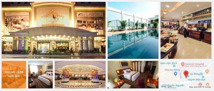Khách sạnWindsor Plaza Hotel (5 sao)