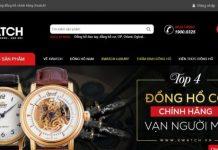 Top 10 website mua bán đồng hồ uy tín 2018