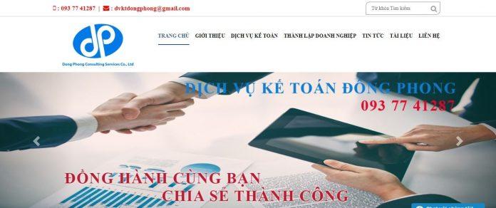 Dịch vụ thành lập công ty Đông Phong