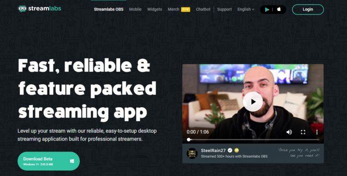StreamLabs - Phần mềm hổ trợ live stream tốt nhất