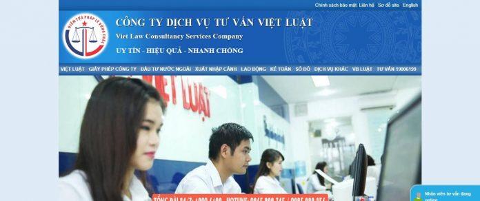 Dịch vụ thành lập công ty Việt Luật