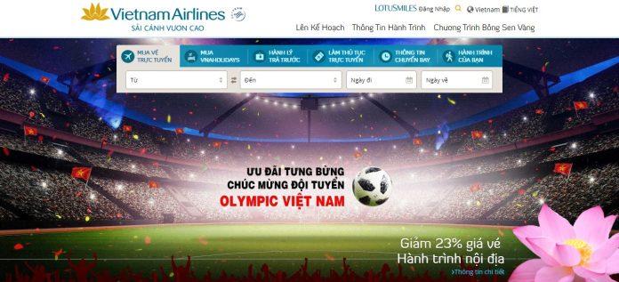 Hãng hàng không Vietnamairlines