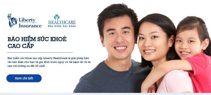 Bảo hiểm sức khỏe cao cấp Liberty 2019